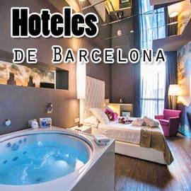 Hoteles Recomendados de Barcelona