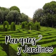 Parques y Jardines de Barcelona