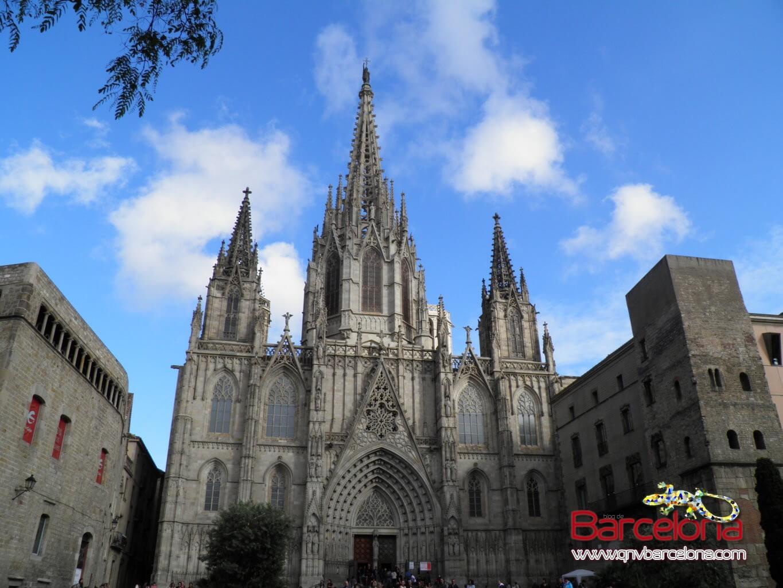 Visitar la Catedral de Barcelona