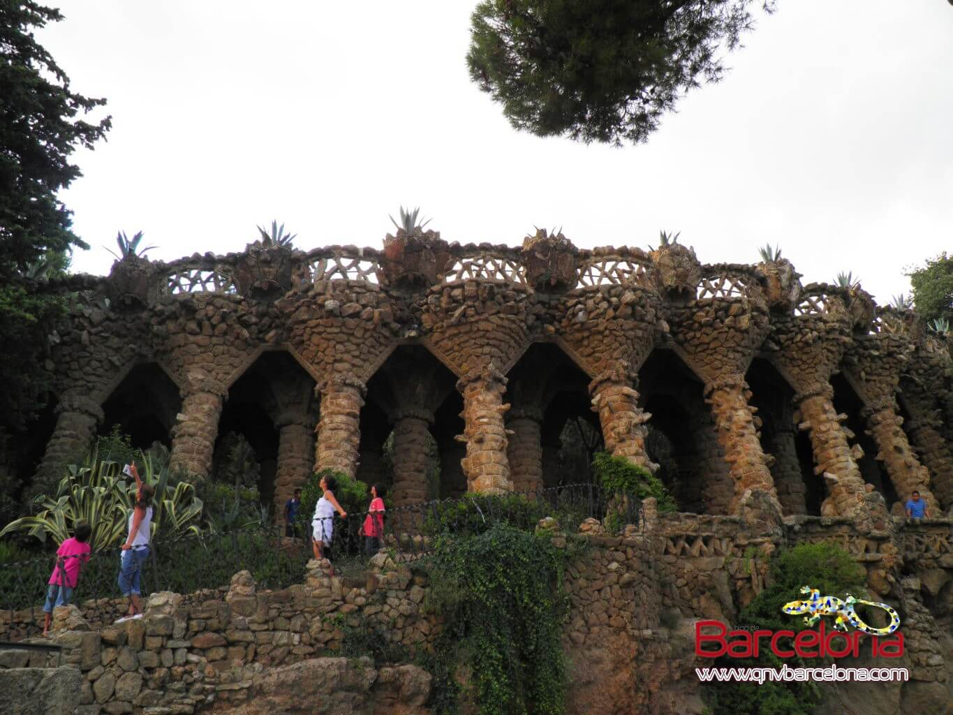Park Güell Barcelona